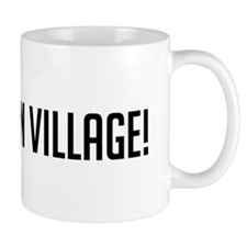 Go Lincoln Village Mug