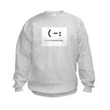 left handed Sweatshirt