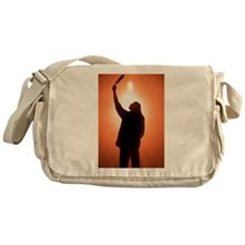 Peltier Messenger Bag