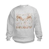 GIRL DEER HUNTER Sweatshirt