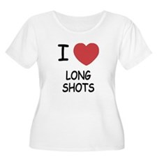 I heart long shots T-Shirt