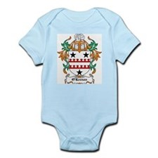 'Keenan Coat of Arms Infant Creeper