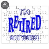 Im Retired Puzzle