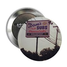 """Dom's Subs 2.25"""" Button"""