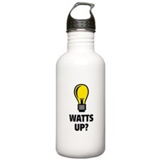 Watts Up ? Water Bottle