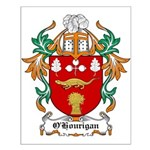 O'Hourigan Coat of Arms Small Poster