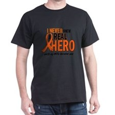 Cute Support leukemia awareness kidney blood cancer T-Shirt