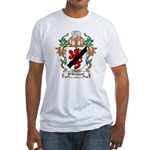 O'Hayland Coat of Arms Fitted T-Shirt