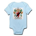 O'Hayland Coat of Arms Infant Creeper