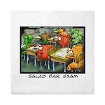 Salad Bar Exam Queen Duvet