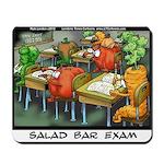 Salad Bar Exam Mousepad