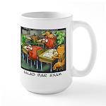 Salad Bar Exam Large Mug