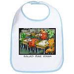 Salad Bar Exam Bib