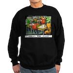 Salad Bar Exam Sweatshirt (dark)