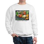 Salad Bar Exam Sweatshirt