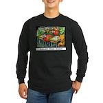 Salad Bar Exam Long Sleeve Dark T-Shirt