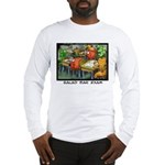Salad Bar Exam Long Sleeve T-Shirt