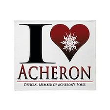 Acheron Throw Blanket