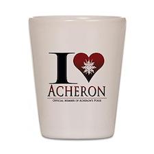 Acheron Shot Glass