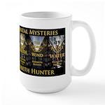 Elemental Mysteries Book Banner Large Mug