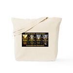 Elemental Mysteries Book Banner Tote Bag