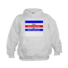 Striped Campaign Hoodie
