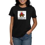 Bear pants Women's Dark T-Shirt