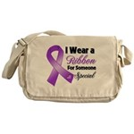 Special Pancreatic Cancer Messenger Bag