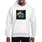 It eat everything Hooded Sweatshirt