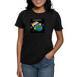 It eat everything Women's Dark T-Shirt
