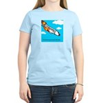 Everyone goes up to the sky Women's Light T-Shirt