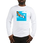 Everyone goes up to the sky Long Sleeve T-Shirt