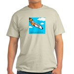 Everyone goes up to the sky Light T-Shirt