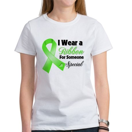 Ribbon Special Lymphoma Women's T-Shirt