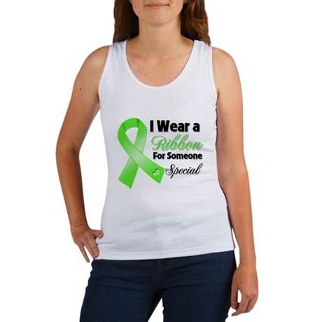 Ribbon Special Lymphoma Women's Tank Top
