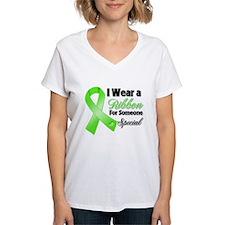 Ribbon Special Lymphoma Shirt