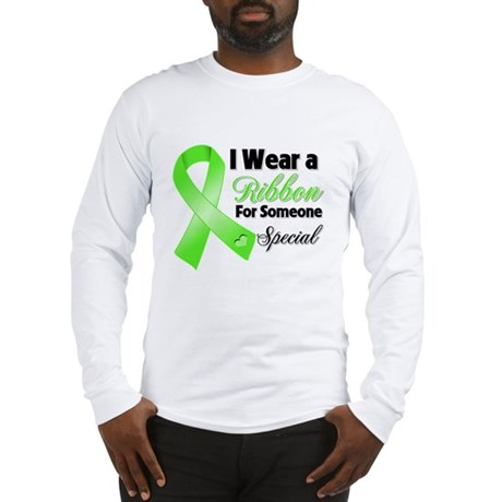 Ribbon Special Lymphoma Long Sleeve T-Shirt