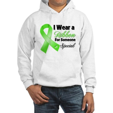 Ribbon Special Lymphoma Hooded Sweatshirt