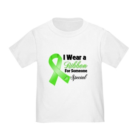 Ribbon Special Lymphoma Toddler T-Shirt