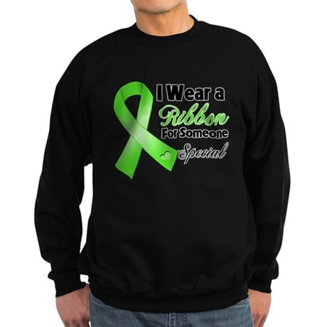 Ribbon Special Lymphoma Sweatshirt (dark)