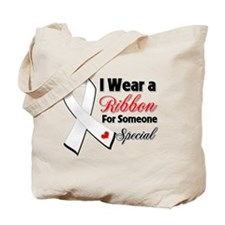 Special Lung Cancer Tote Bag