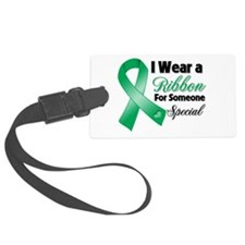 Special Liver Cancer Luggage Tag