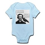 I'm Just A Poe Boy - Bohemian Rhapsody Infant Body