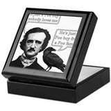 I'm Just A Poe Boy - Bohemian Rhapsody Keepsake Bo