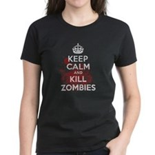 Keep Calm and Kill Zombies Tee