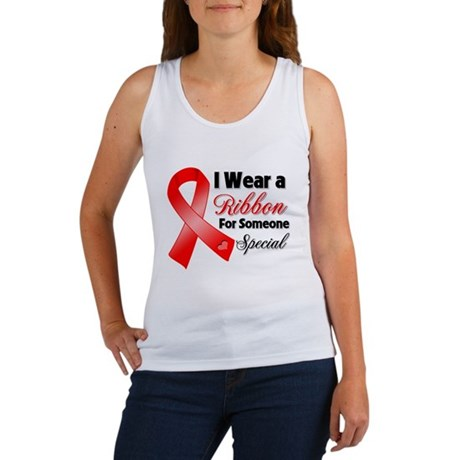 Special Blood Cancer Women's Tank Top