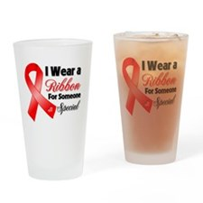 Special Blood Cancer Drinking Glass