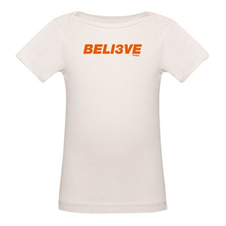 Beli3ve Organic Baby T-Shirt