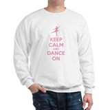 Keep calm and dance on Jumper