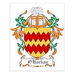 O'Harkan Coat of Arms Small Poster